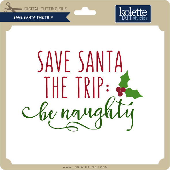 Save Santa The Trip