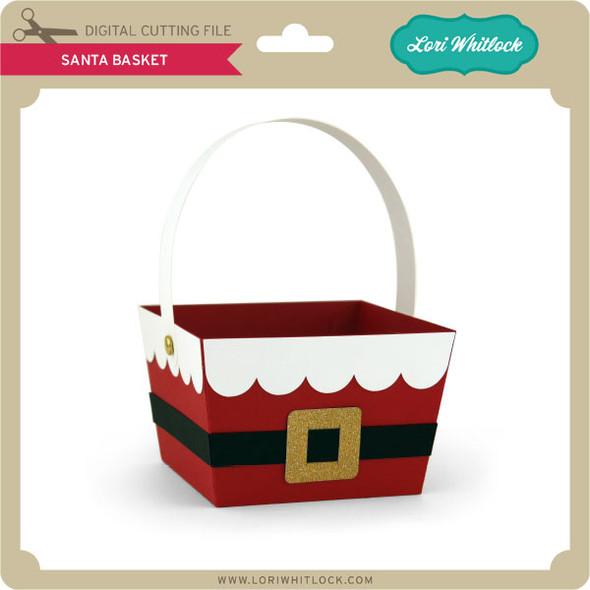 Santa Basket