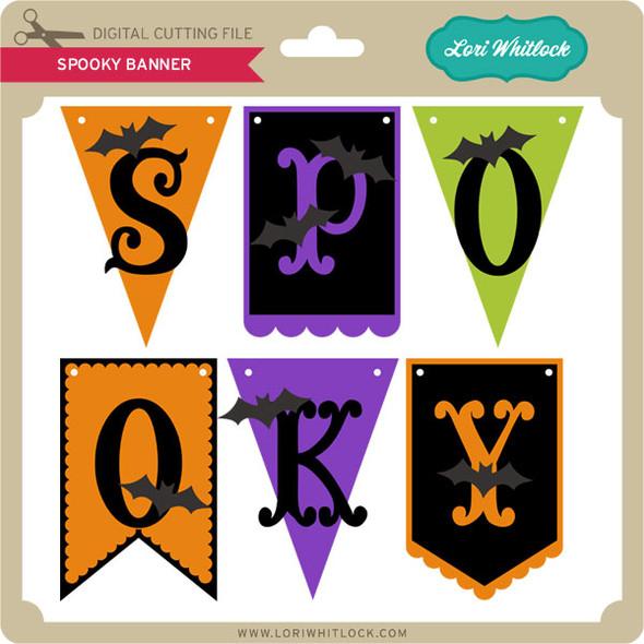 Spooky Banner