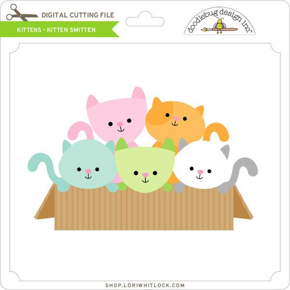 Kittens Kitten Smitten