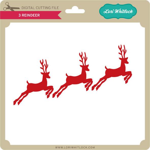 3 Reindeer