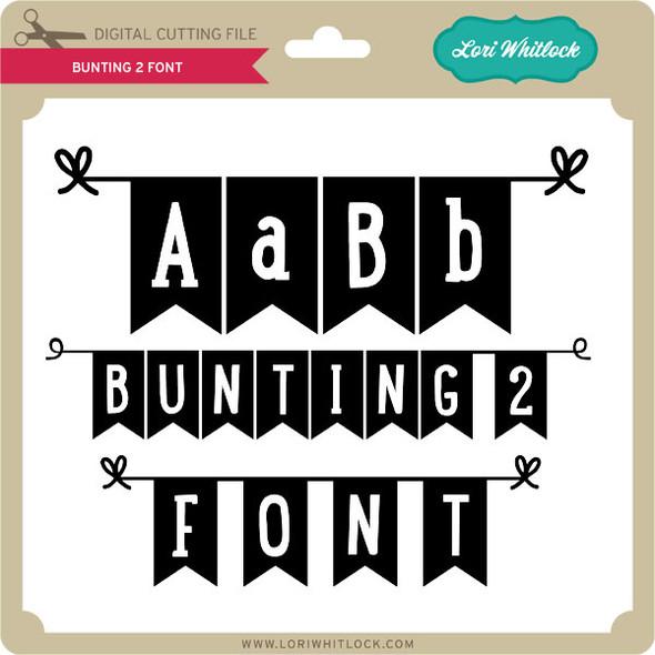 Bunting 2 Font