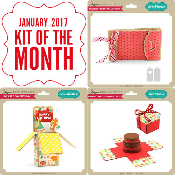 2017 January Kit of the Month