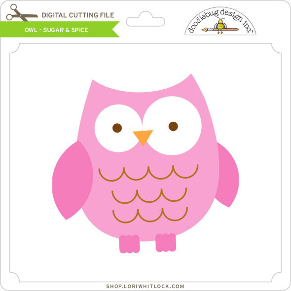 Owl Sugar & Spice