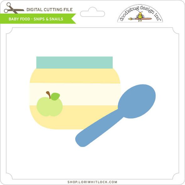 Baby Food Snips & Snails