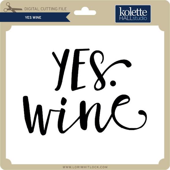 Yes Wine