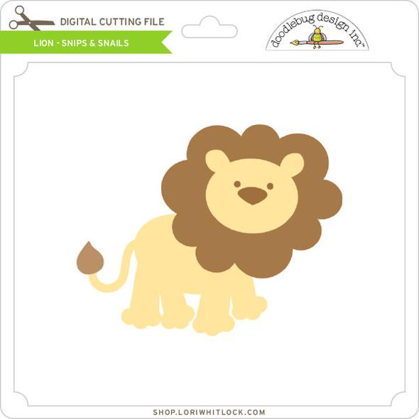 Lion - Snips & Snails