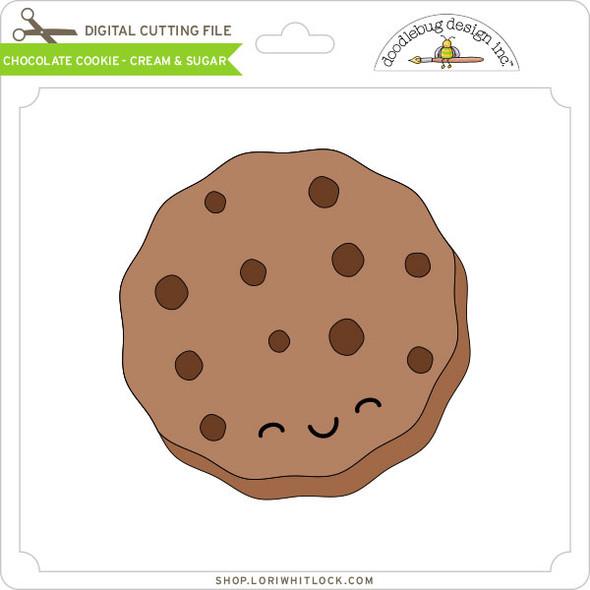 Chocolate Cookie - Cream & Sugar