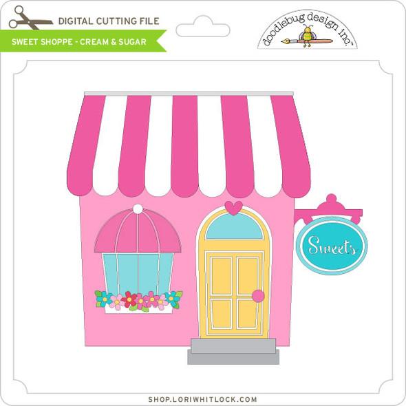 Sweet Shoppe - Cream & Sugar