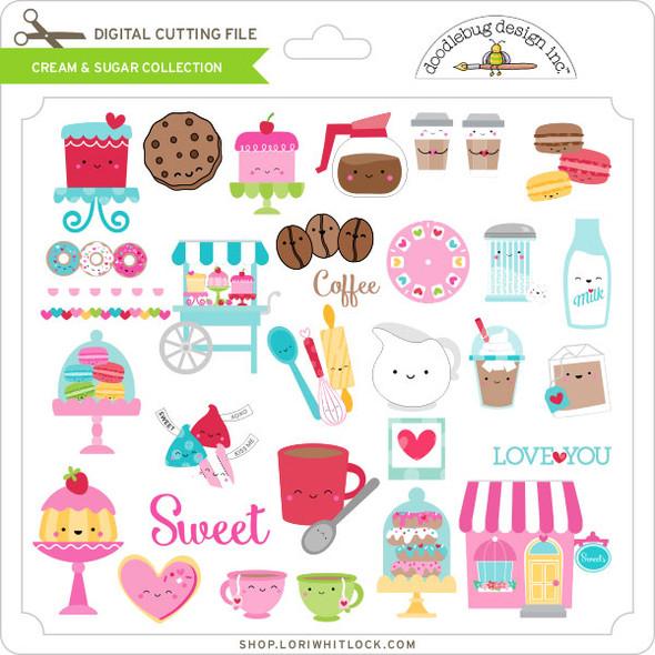 Cream & Sugar Collection