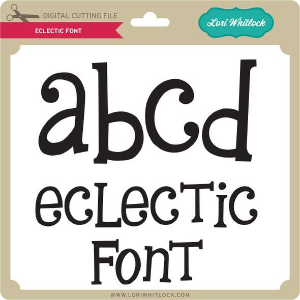 Eclectic Font
