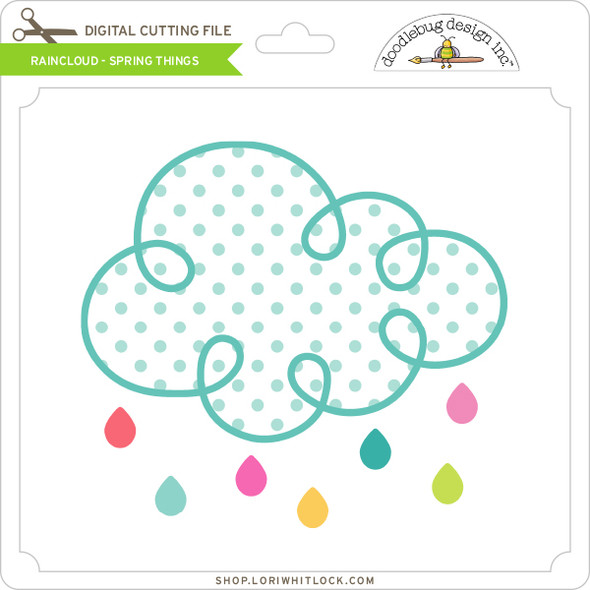 Raincloud - Spring Things