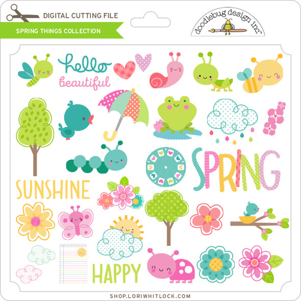 Spring Things Collection
