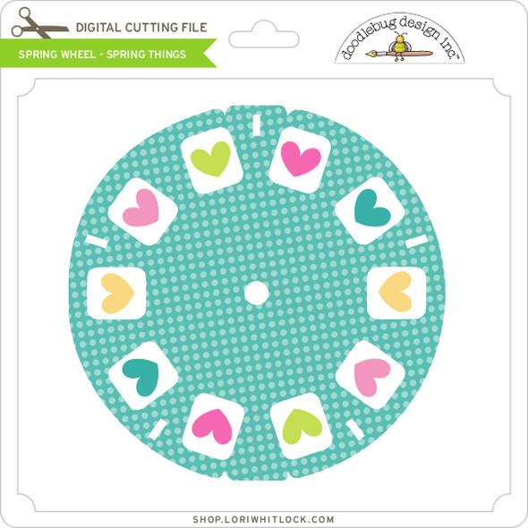 Spring Wheel - Spring Things