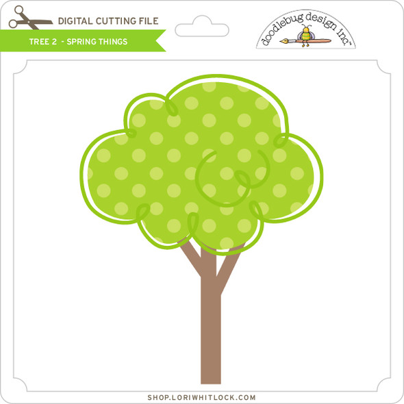 Tree 2 - Spring Things