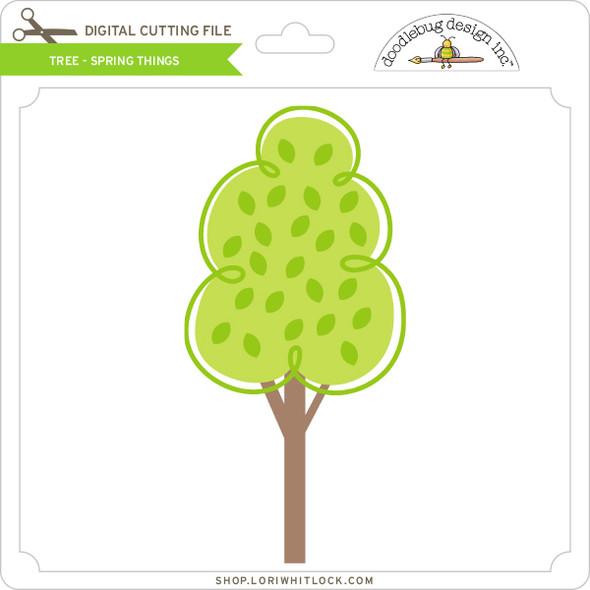 Tree - Spring Things
