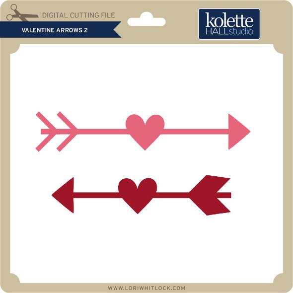 Valentine Arrows 2