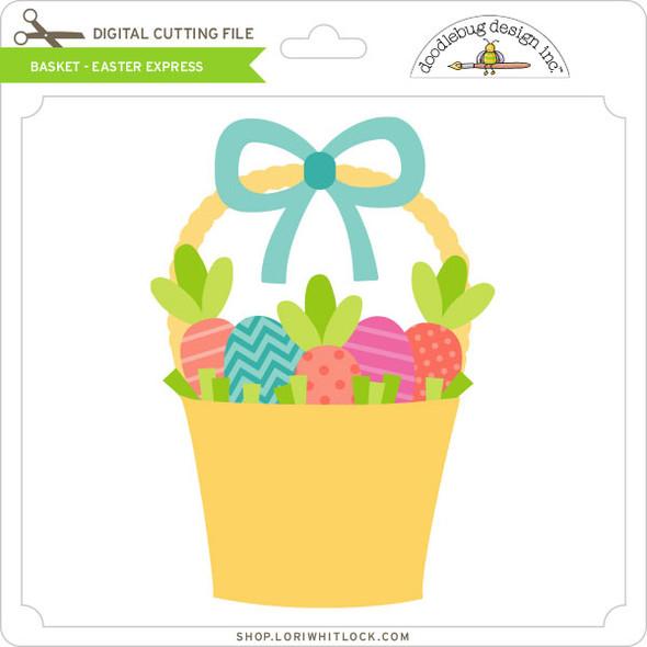 Basket - Easter Express