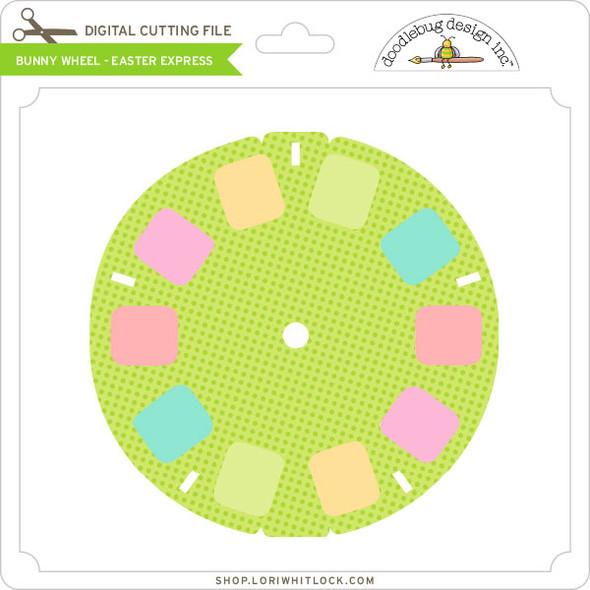 Bunny Wheel - Easter Express