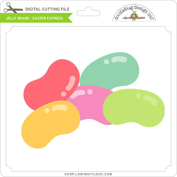 Jelly Beans - Easter Express