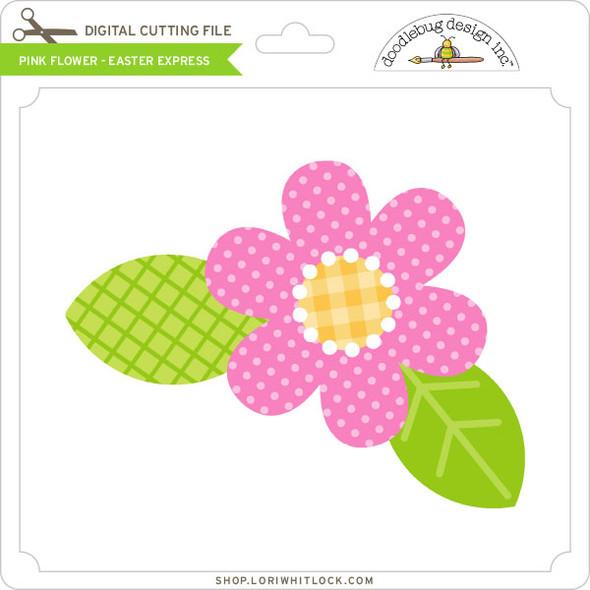 Pink Flower - Easter Express