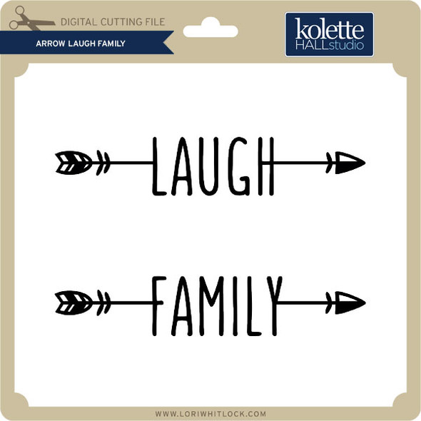 Arrow Laugh Family