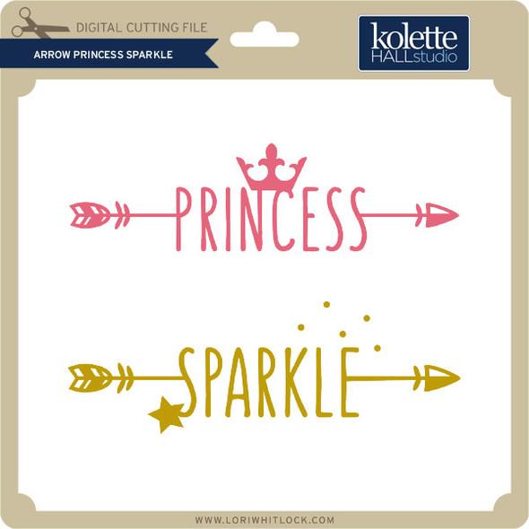Arrow Princess Sparkle