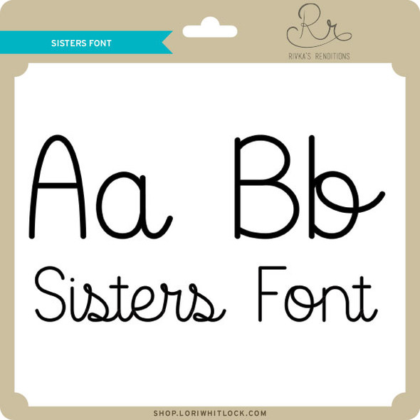 Sisters Font