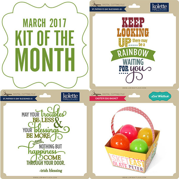 2017 March Kit of the Month