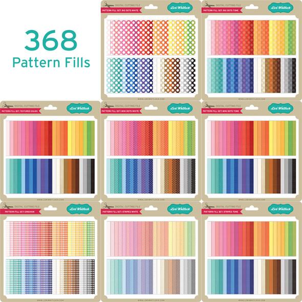 Pattern Fill Essential Bundle