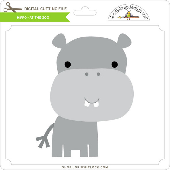 Hippo - At The Zoo