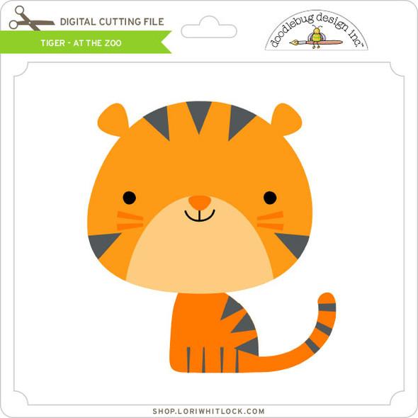 Tiger - At The Zoo