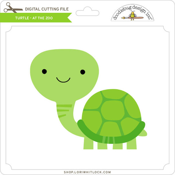 Turtle - At The Zoo