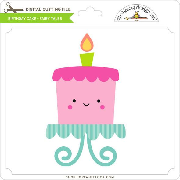 Birthday Cake Fairy Tales