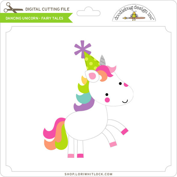 Dancing Unicorns Fairy Tales