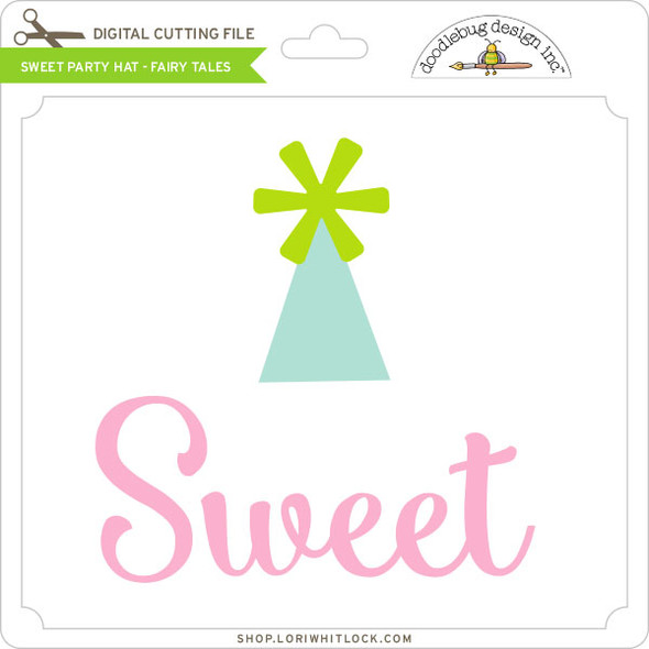 Sweet Party Hat Fairy Tales