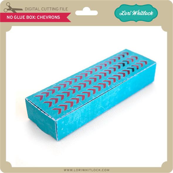 No Glue Box Chevrons