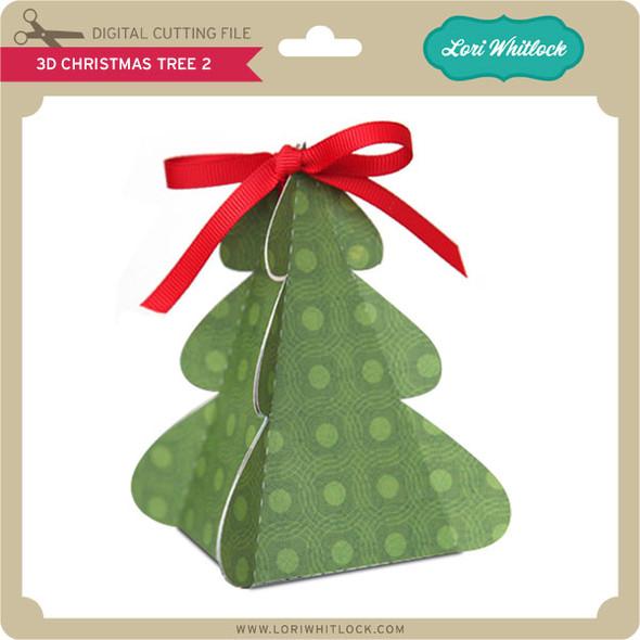 3D Christmas Tree 2