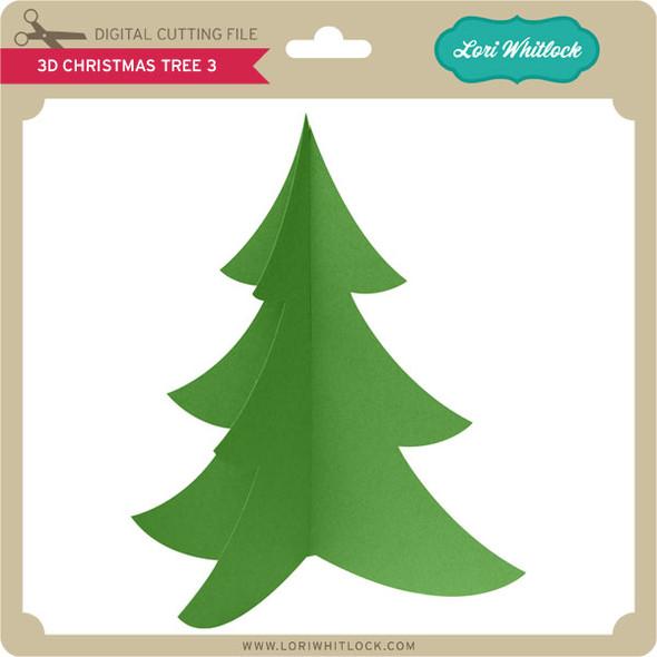 3D Christmas Tree 3