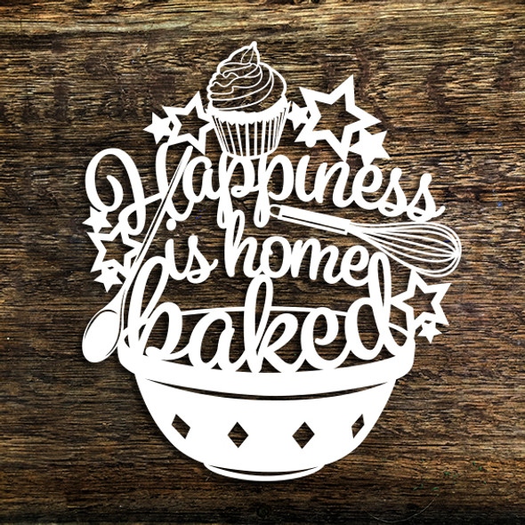 Happiness Is Home Baked
