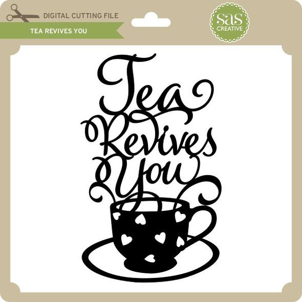 Tea Revives You