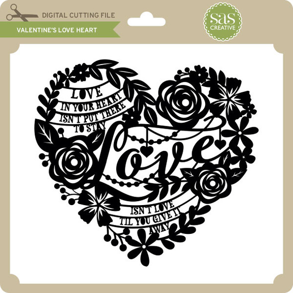 Valentine's Love Heart