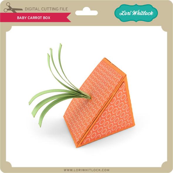 Baby Carrot Box