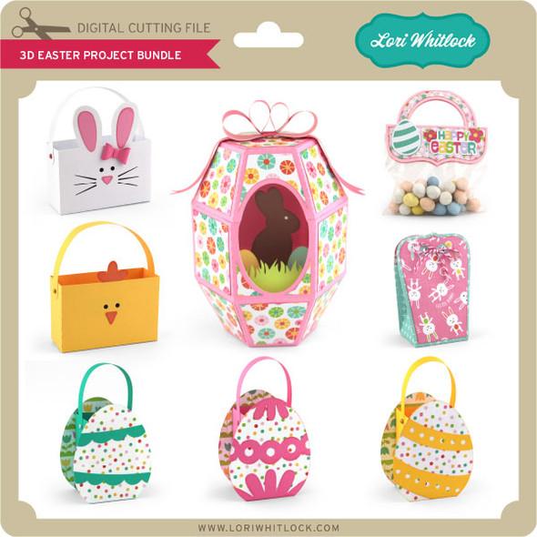 3D Easter Project Bundle