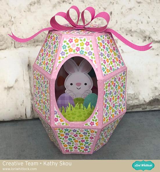 Easter Egg Diorama