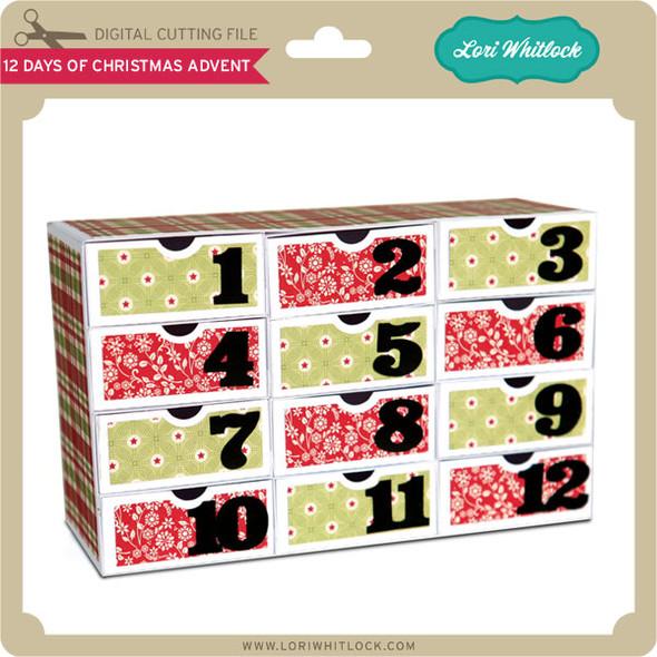 12 Days of Christmas Advent