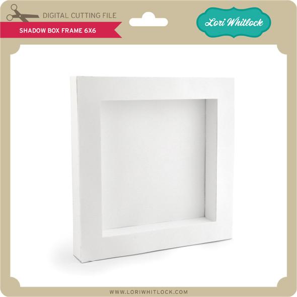 Shadowbox Frame 6x6