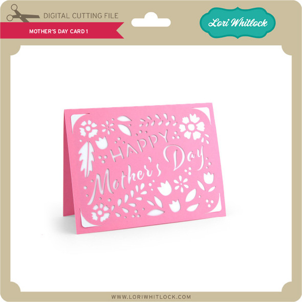 Mother's Day Card 1