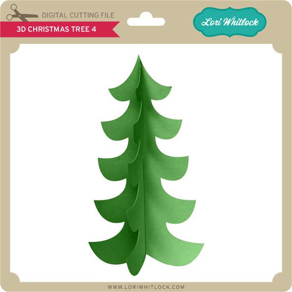 3D Christmas Tree 4