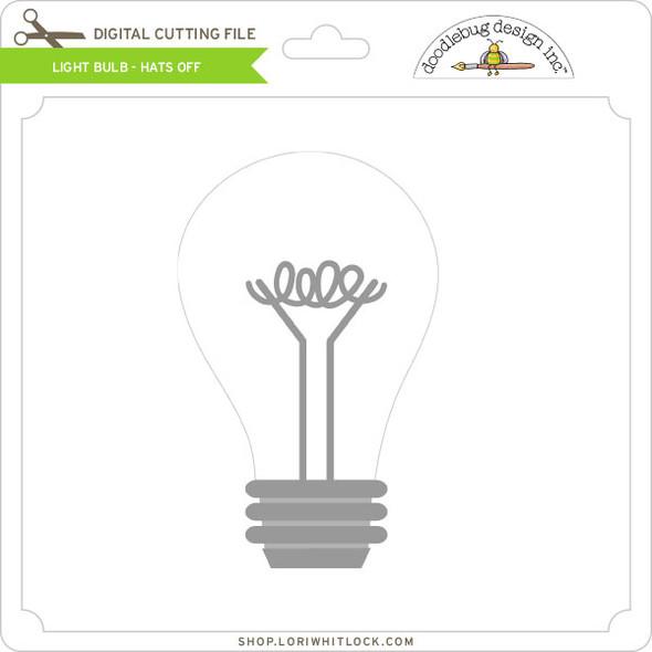 Light Bulb - Hats Off